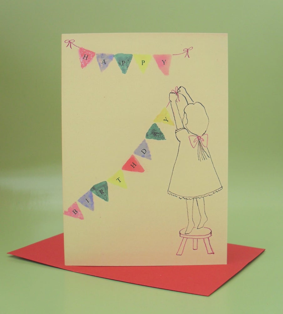 Image of jessica birthday blank gift card