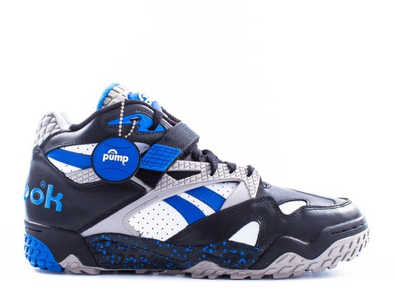"Image of Reebok Pump Paydirt ""Black/Blue"""