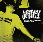 Image of Justify - more than music LP