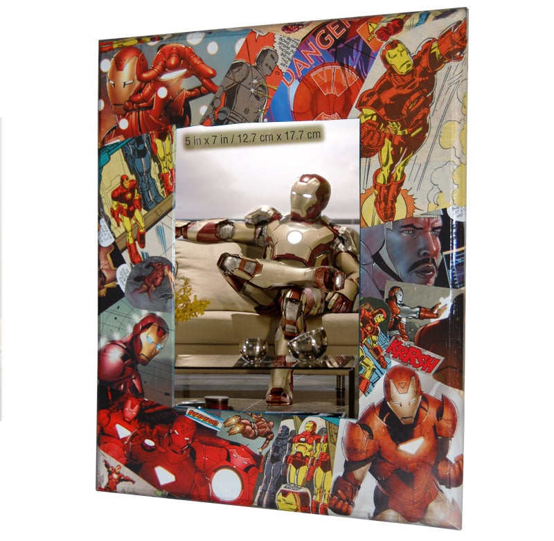 """Image of CUSTOM Comic Collage Picture Frame 5"""" x 7"""""""