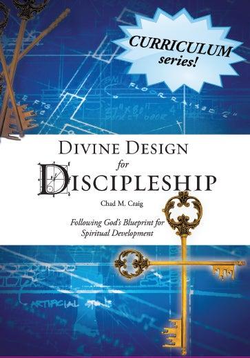 Image of Divine Design for Discipleship Curriculum - 4 Set CD's