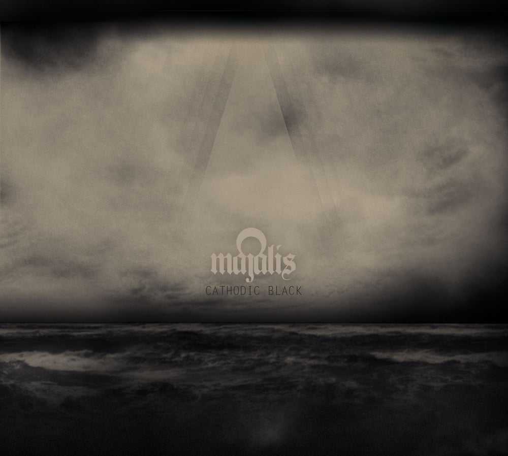 "Image of MAJALIS ""Cathodic Black"" Digipak Mini CD"