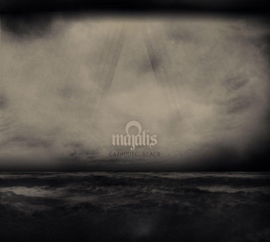 "Image of MAJALIS ""Cathodic Black"" Digipak Mini CD"
