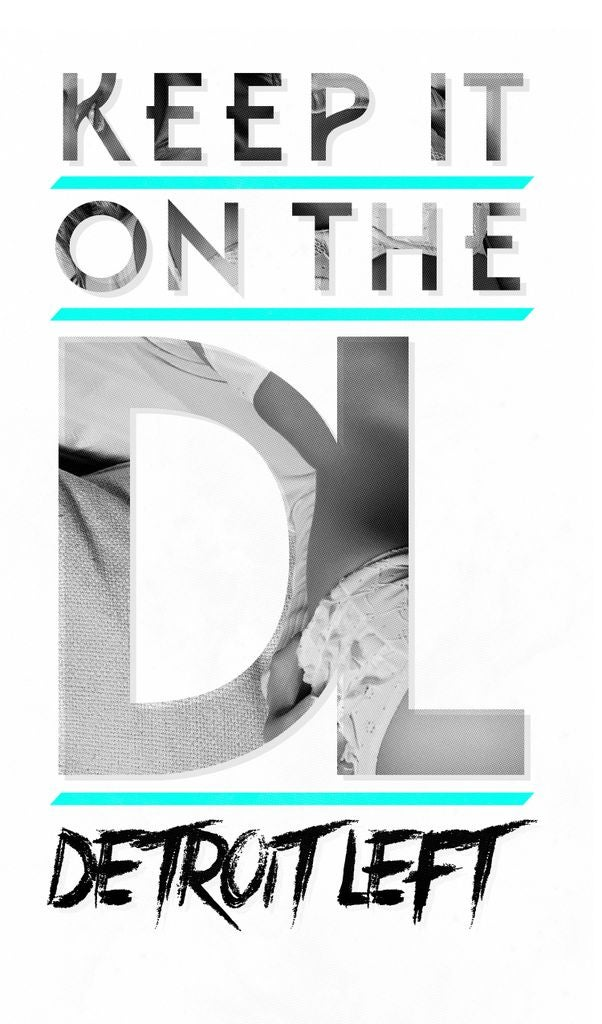 """Image of """"Keep It On The DL"""" Tank"""