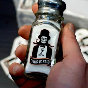 Image of Salt n Pepper Stickers (20)