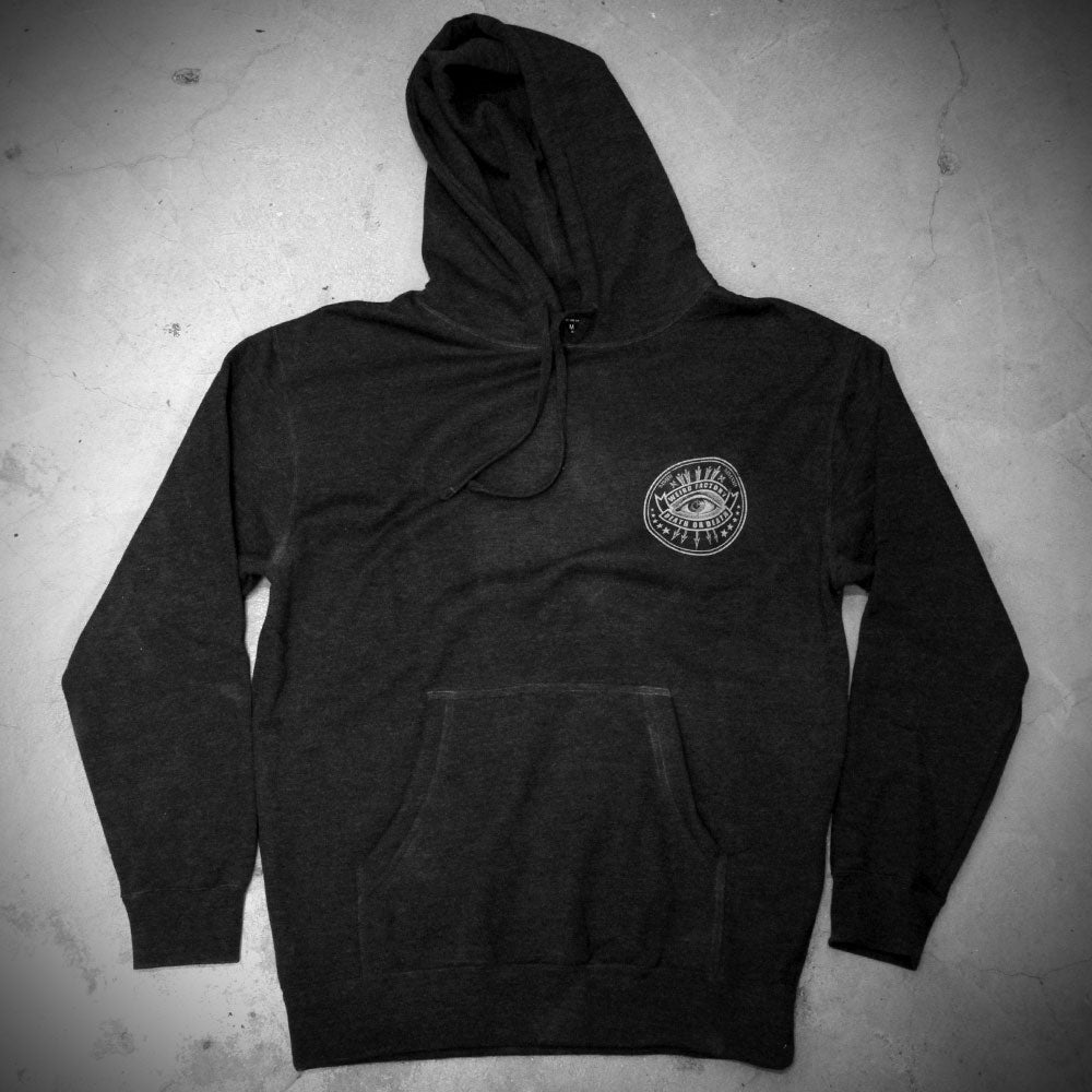 Image of DEATH OR DEATH HOODIE