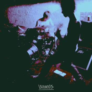 Image of WORMS S/T LP