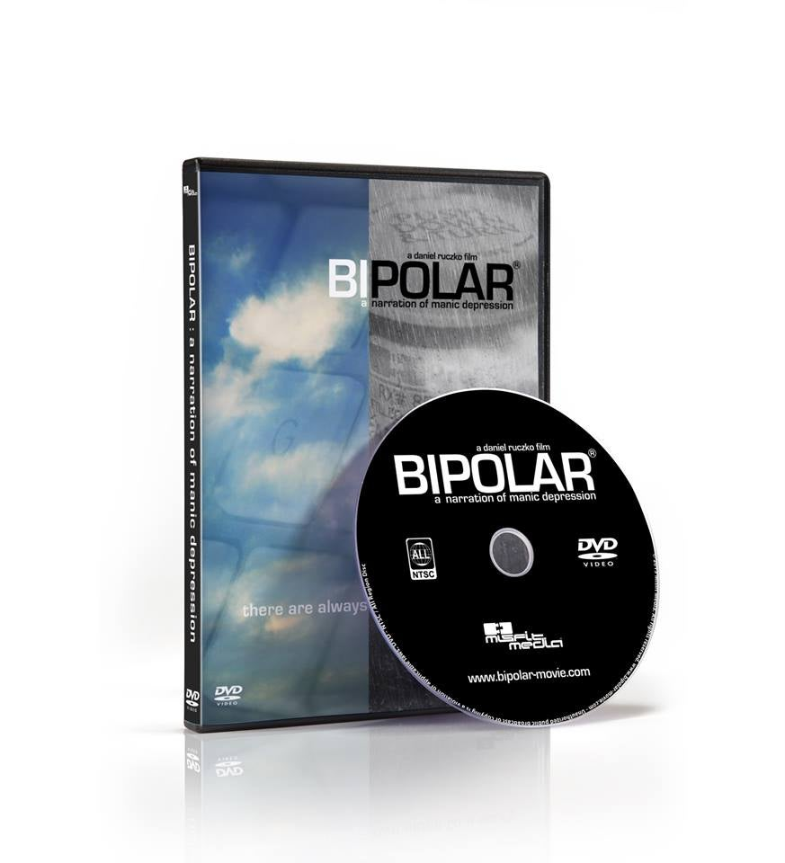 Image of Bipolar - A Narration of Manic Depression (DVD)