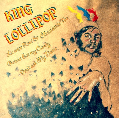 """Image of King Lollipop """"Gonna Eat My Candy"""" 7"""" OUT NOW!"""