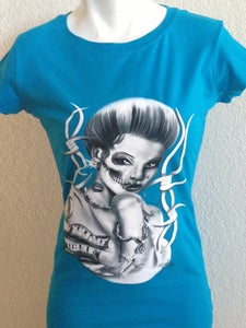Image of Ladies - Time Heals Crew Neck