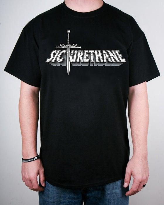 Image of Sic Urethane Sword tee