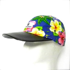Image of Paradise Cap - Blue