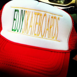 Image of EDJy Skateboards Trucker Hat