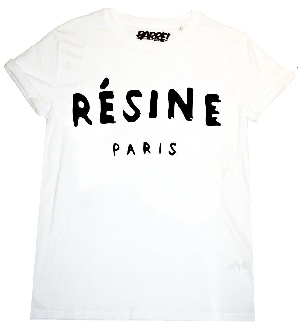 Image of RÉSINE WHT
