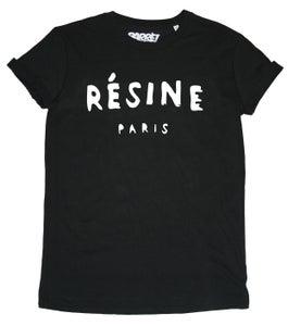 Image of RÉSINE BLK