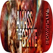 Image of AMASS THE GRAVE SKATEBOARD DECK