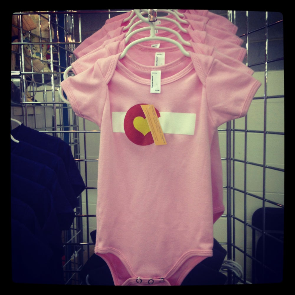Image of Colorado Love One-piece - Pink