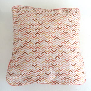 Image of -60 % Coussin Zigzag