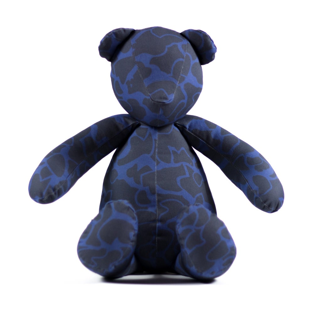 Image of TDL GHOST CAMO BEAR: PRE-ORDER (NAVY)