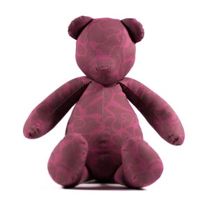 Image of TDL GHOST CAMO BEAR: PRE-ORDER (BURGUNDY)