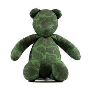 Image of TDL GHOST CAMO BEAR: PRE-ORDER (GREEN)