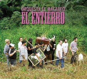 """Image of CD """"El entierro"""" (2011)"""