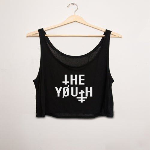 Image of The Youth Cropped Vest