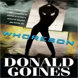 Image of Donald Goines: Whoreson