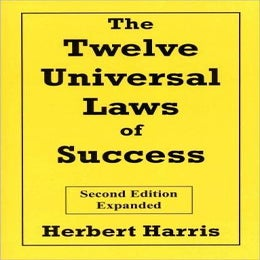 Image of The Twelve Universal Laws of Success