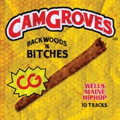 Image of 'Backwoods 'n Bitches' by Cam Groves (CD PACKAGE)