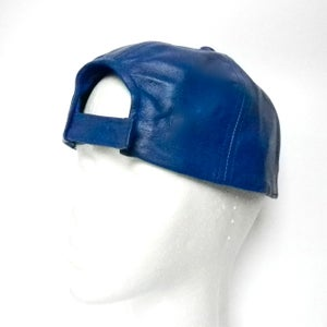 Image of Phantom Cap - Blue Leather