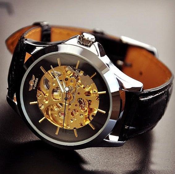 stan vintage watches � steampunk watch for men fashion