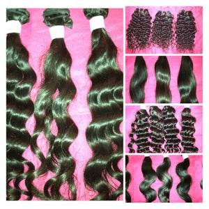 Image of BRAZILIAN NATURAL WAVE 3/4 bundle deal