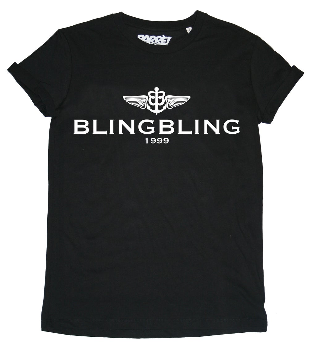 Image of BLINGBLING BLK GLOW IN THE DARK