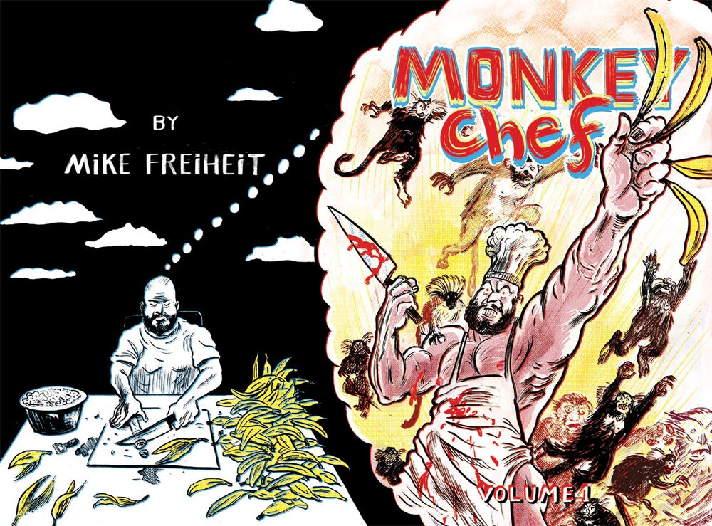 Image of Monkey Chef Volume 1