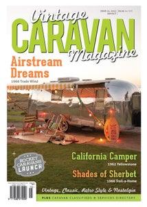 Image of Issue 15 Vintage Caravan Magazine