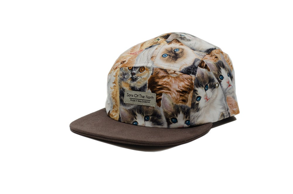 Image of Whiskers 5 Panel