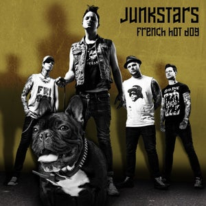 Image of JUNKSTARS - French Hot Dog [CD]