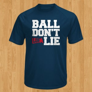"Image of ""Ball Don't Lie"" Performance Tee"