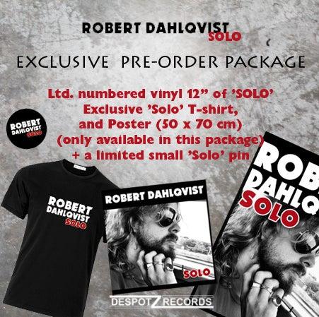 Image of Robert Dahlqvist - Solo [VINYL] package