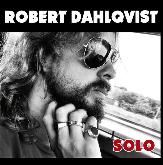 Image of Robert Dahlqvist - Solo [CD]