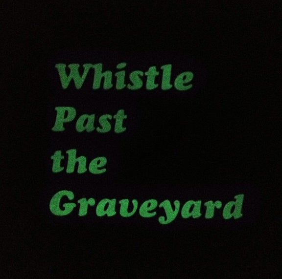 Image of Whistle Past the Graveyard Bag