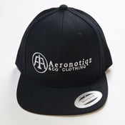 Image of Black Aero &Co. Snapback