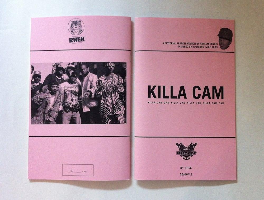 Image of KILLA CAM (1st Run)