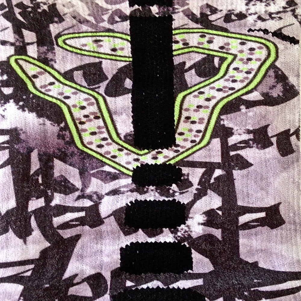 Image of Kobe 8 Graffiti Custom Elite Socks