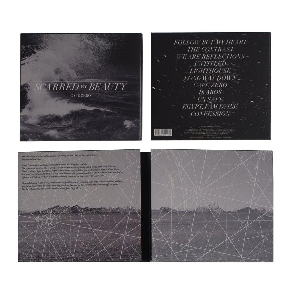 Image of CAPE ZERO DIGIPAK CD (DOWNLOAD INCLUDED)