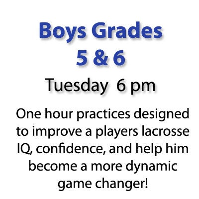 Image of Tuesday Boys Grades 5 & 6