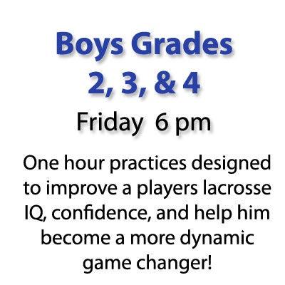 Image of Friday Boys Grades 2,3 & 4