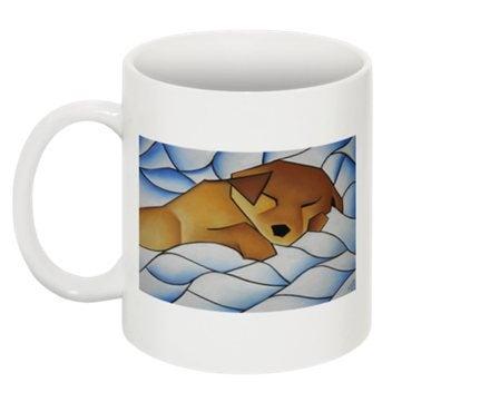 "Image of ""Resting"" mug"
