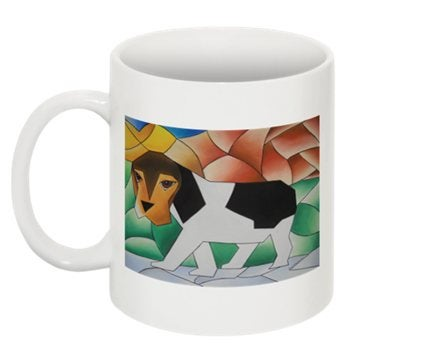 "Image of ""Guilty"" mug"